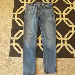 Levi's 511 32x34 Slim